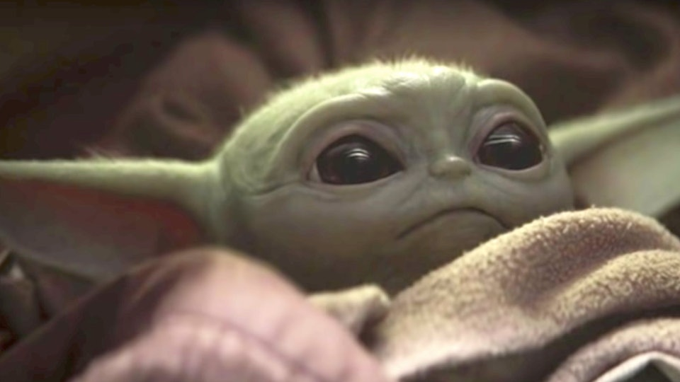 Baby Yoda Is The Star Of 'The Mandalorian' — The People ...