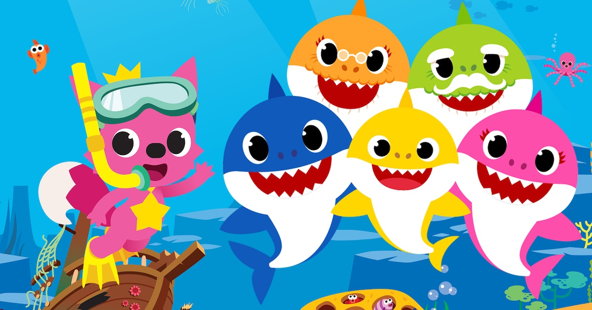 'Baby Shark Live!' 2020 Tour Dates Are Here, So Go On ...