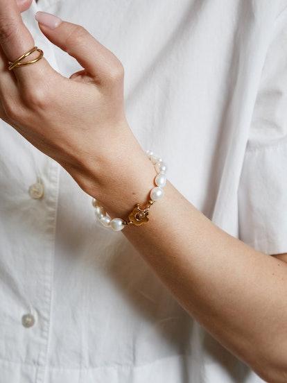 Lola Bracelet in Gold