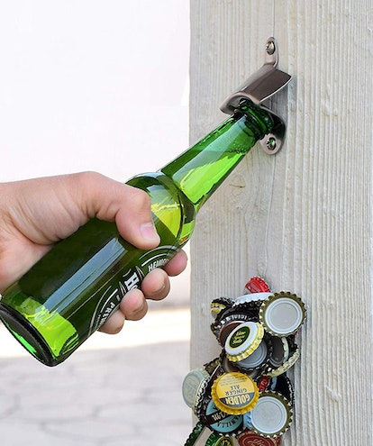 CAPLORD Wall-Mounted Bottle Opener