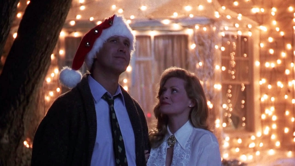 'Christmas Vacation' Instagram quotes are perfect for a variety holiday photo situations.