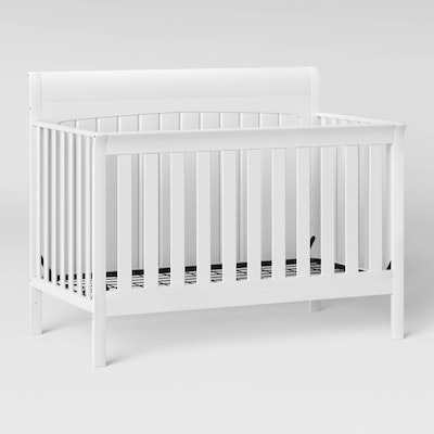 Baby Relax Collins 5-in-1 Sleigh Convertible Crib