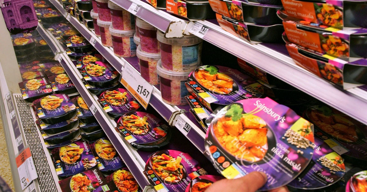 Black Plastic Is Set To Be Banned In Sainsbury's, Tesco, Waitrose, & ASDA By 2020
