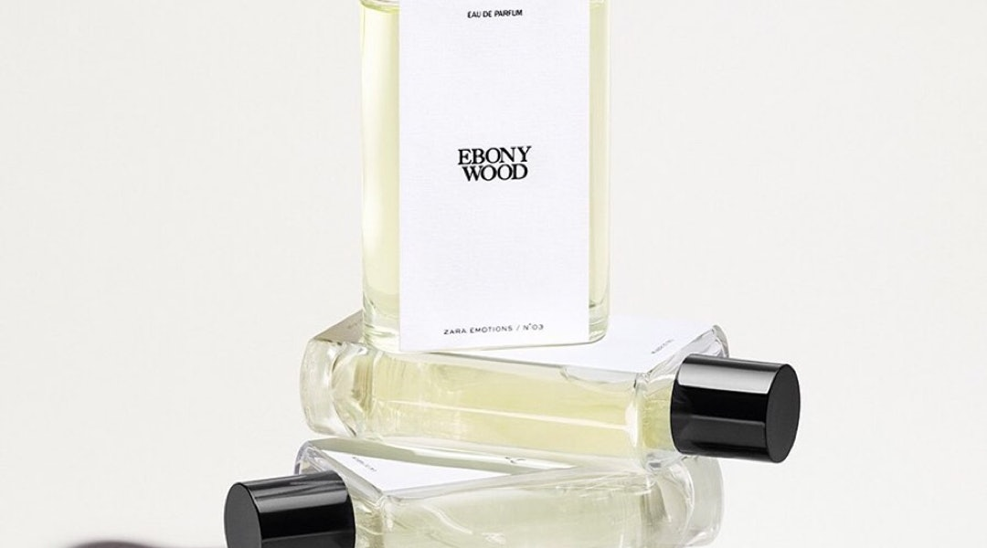 The Zara Emotions Collection by Jo Loves includes eight custom fragrances for the brand.