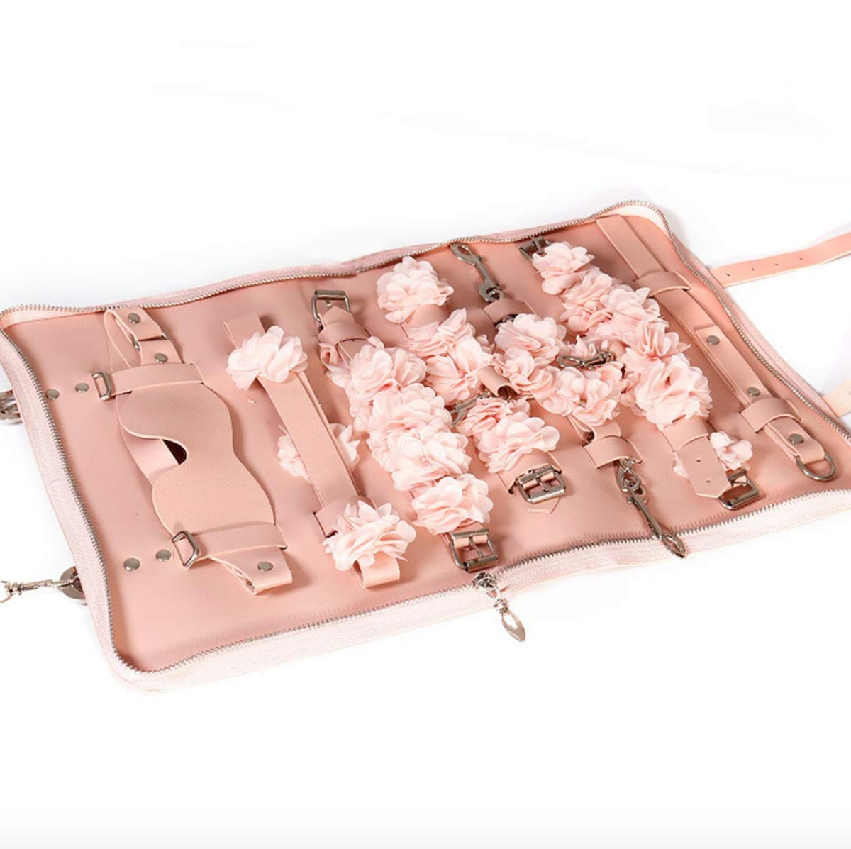 BDSM Toys Kit for Couple - Flower Shapes