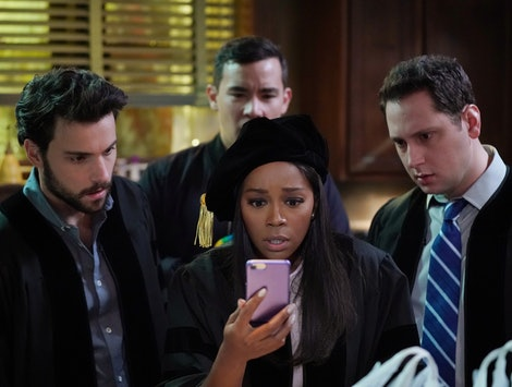 The Keating Four aren't out of danger yet on HTGAWM Season 6.