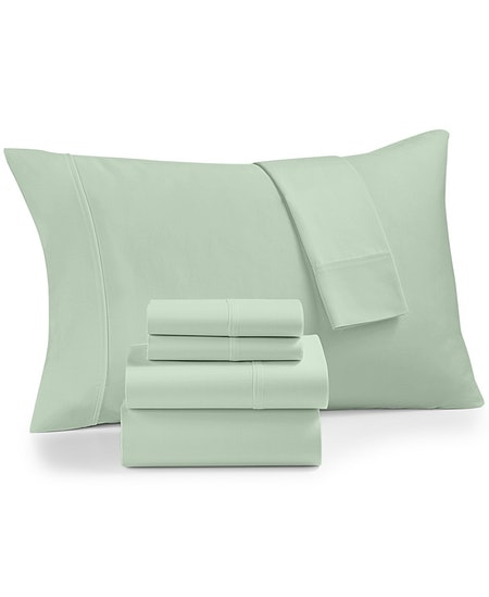 Essex StayFit 6-Pc Extra Deep Pocket Queen Sheet Set 1200 Thread Count, Created for Macy's