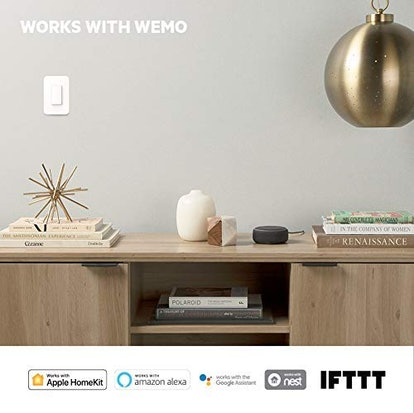 Wemo Wi-Fi Light Switch
