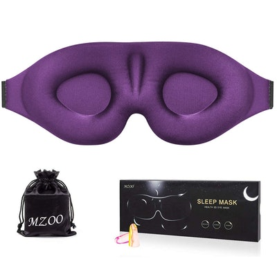3D Contoured Sleeping Mask by MZOO