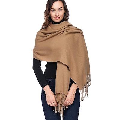 HOYAYO Cashmere Wool Shawl Wrap