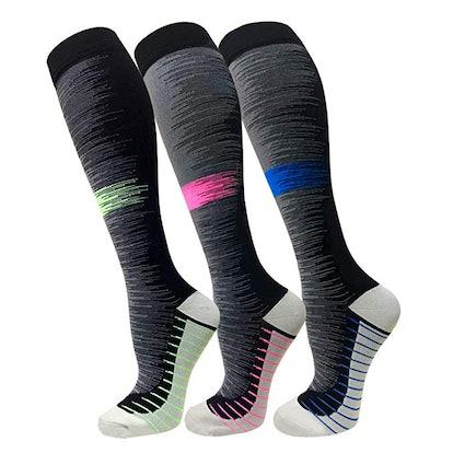 Copper Compression Socks (3 Pairs)
