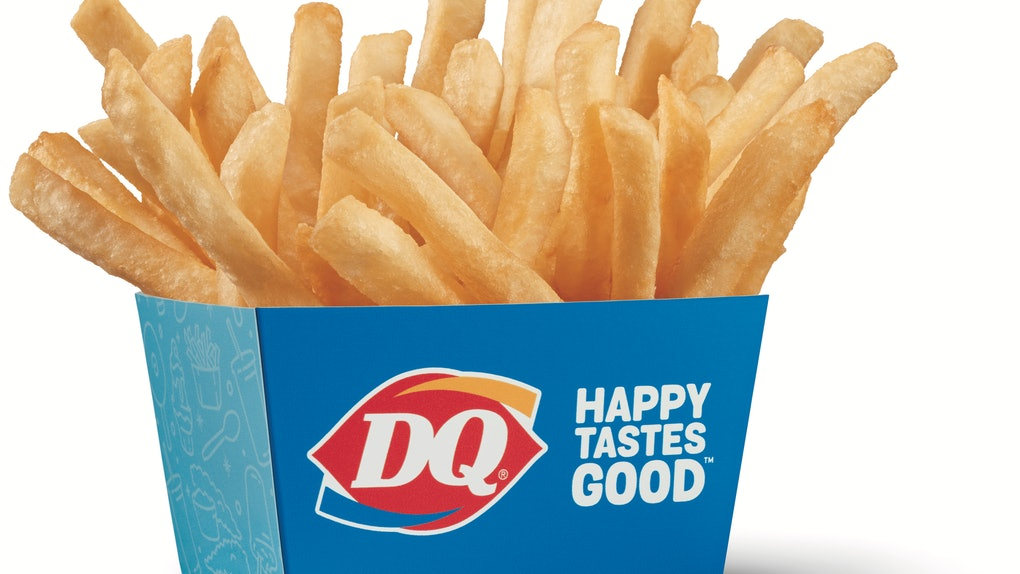 Dairy Queen's 2 for $4 Super Snack Deal