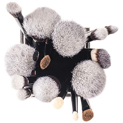 SHANY Cosmetics Artisan's Easel Cosmetics Brush Collection (18 Pieces)