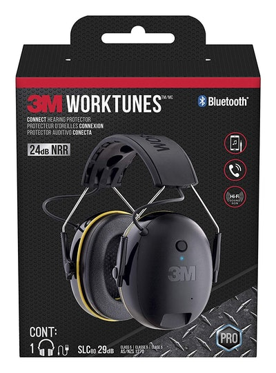3M Safety WorkTunes Headphones