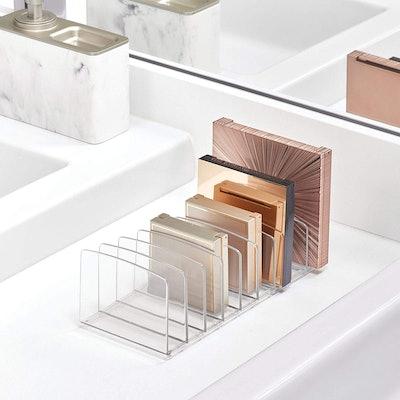 iDesign Plastic Palette Organizer