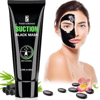 Piero Lorenzo Suction Black Mask