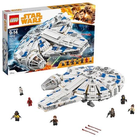 LEGO Star Wars Kessel Run Millennium Falcon Set