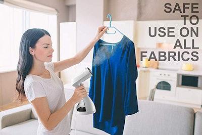 MagicPro Portable, Garments
