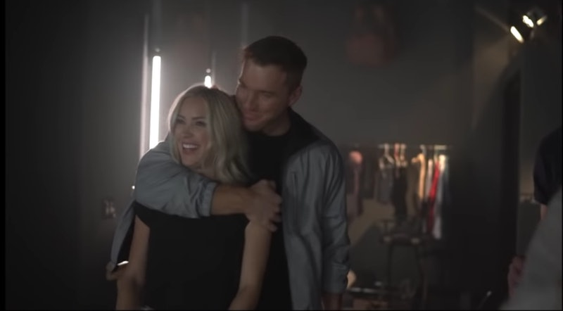 """Cassie Randolph and Colton Underwood starred in Adam Doleac's video for """"Famous"""""""