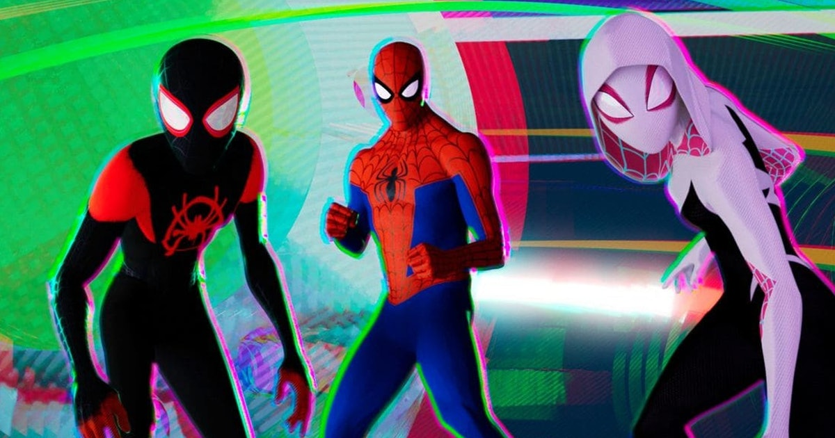 The 'Spider-Man: Into The Spider-Verse' Sequel Release Date Is Set For 2022