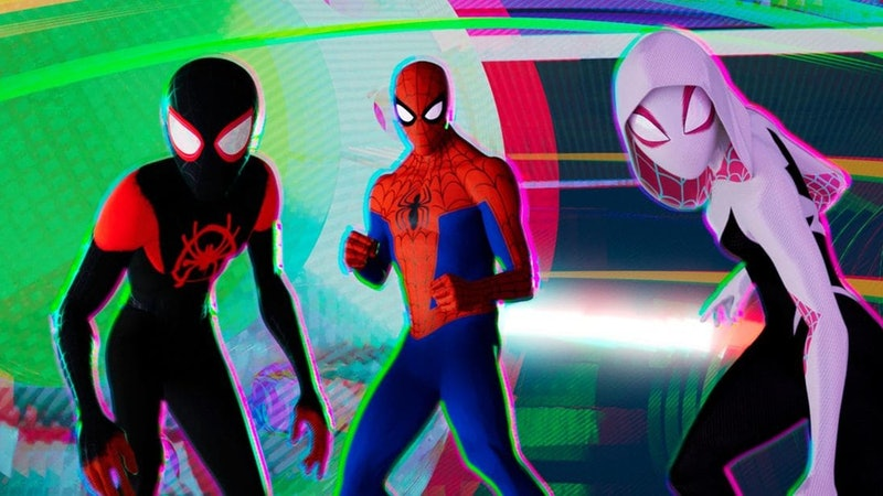 A 'Spider-Man: Into the Spider-Verse' sequel will be released in April 2022