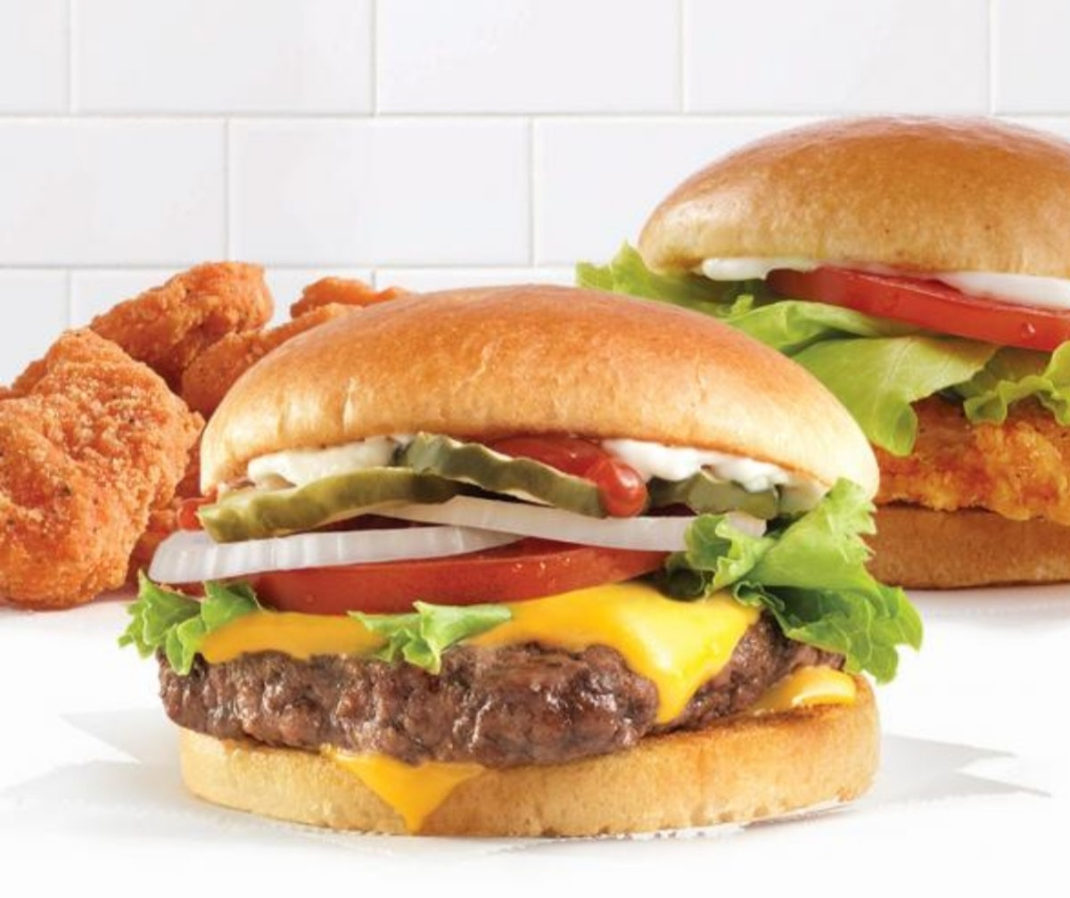 What Is Wendy's 2 for $5 Deal? You can choose two of these items.