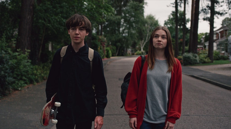 Alyssa and James continue their journey on The End of the F***ing World Season 2.
