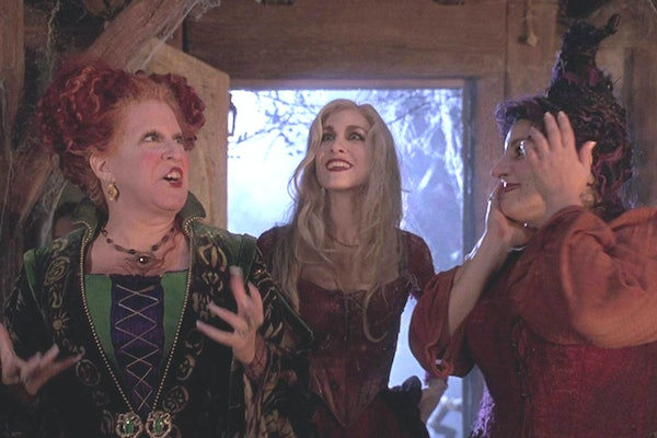 Sarah Jessica Parker's 'Hocus Pocus 2' Comment might mean the Sanderson sisters are coming back.