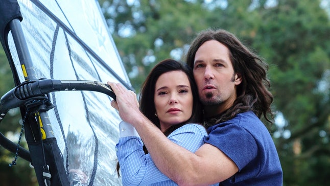 Paul Rudd reprises his role in Wet Hot American Summer.