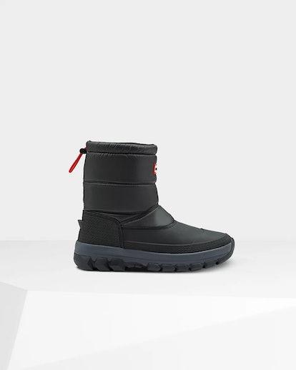 Women's Original Insulated Short Snow Boots: Black