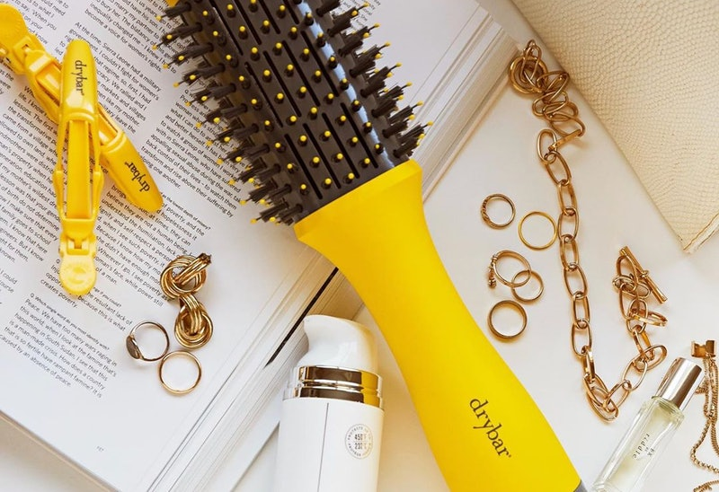 Drybar's new Double Shot Blow-Dryer Brush