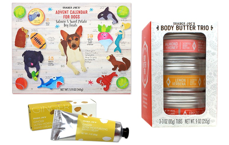 Trader Joe's has stocking stuffers perfect for everyone on your list.