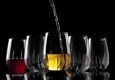 Godinger Aerating Wine Glasses (8-Pack)