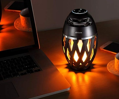 LED Lamp and Bluetooth Speaker by DIKAOU
