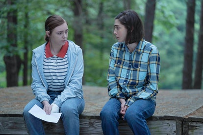Annie and Joy In Castle Rock Season 2, Episode 6.