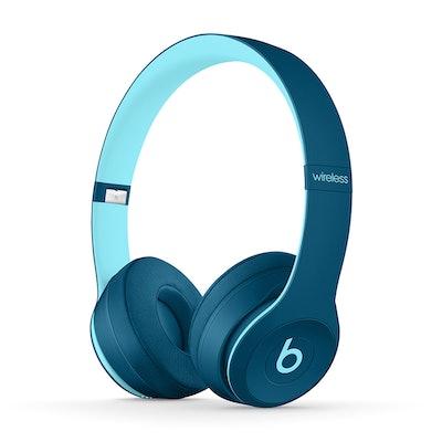 Beats Solo3 Wireless On-Ear Headphones - Beats Pop Collection