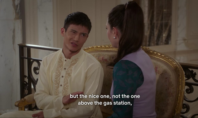 Jason Mendoza in 'The Good Place'
