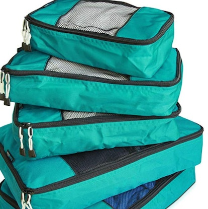 TravelWise Packing Cube System (5-Piece Set)