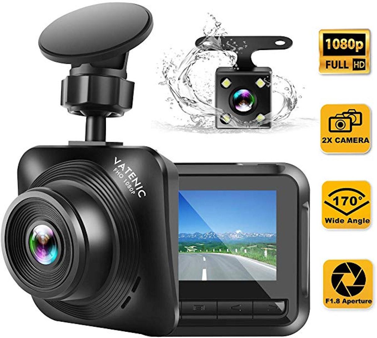 VATENIC Car Camera Recorder