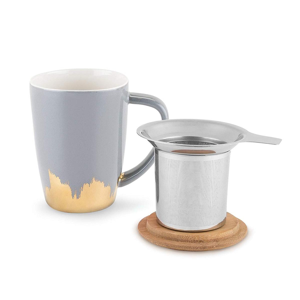 Pinky Up Tea Mug