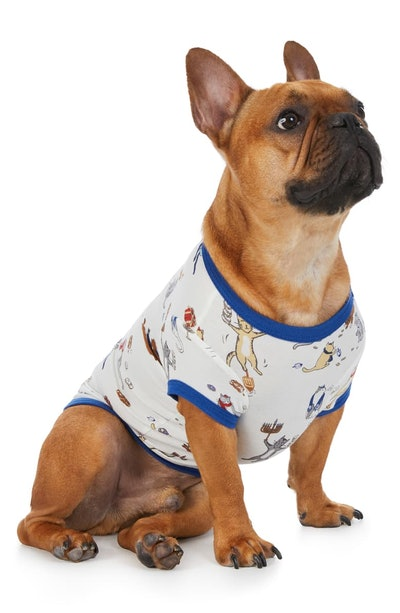 Bedhead Pajamas Print Dog Nightshirt