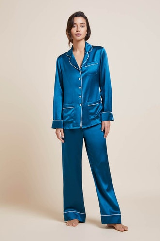 Coco Neptune Silk Pajama