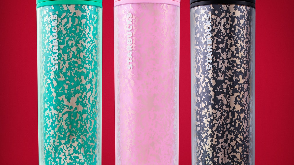 Starbucks' Black Friday 2019 Deal features $10  tumblers and a refillable tumbler.