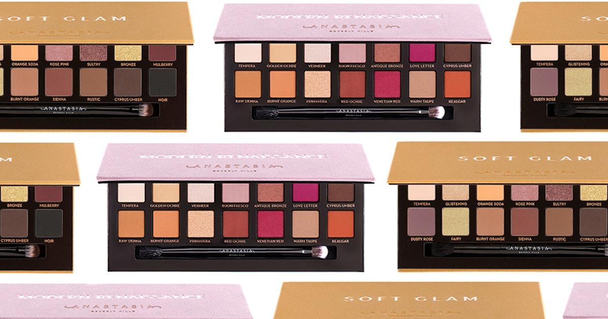 Anastasia Beverly Hills' Black Friday 2019 Sale Includes A New Palette Vault