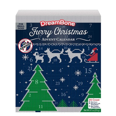 DreamBone Rawhide Free Dog Chews for the Holidays