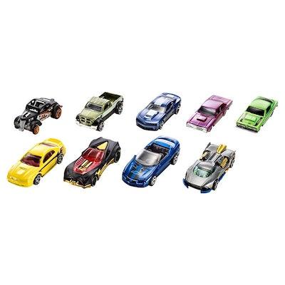 Hot Wheels 9-Car Pack