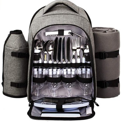 Hap Tim Waterproof Picnic Backpack