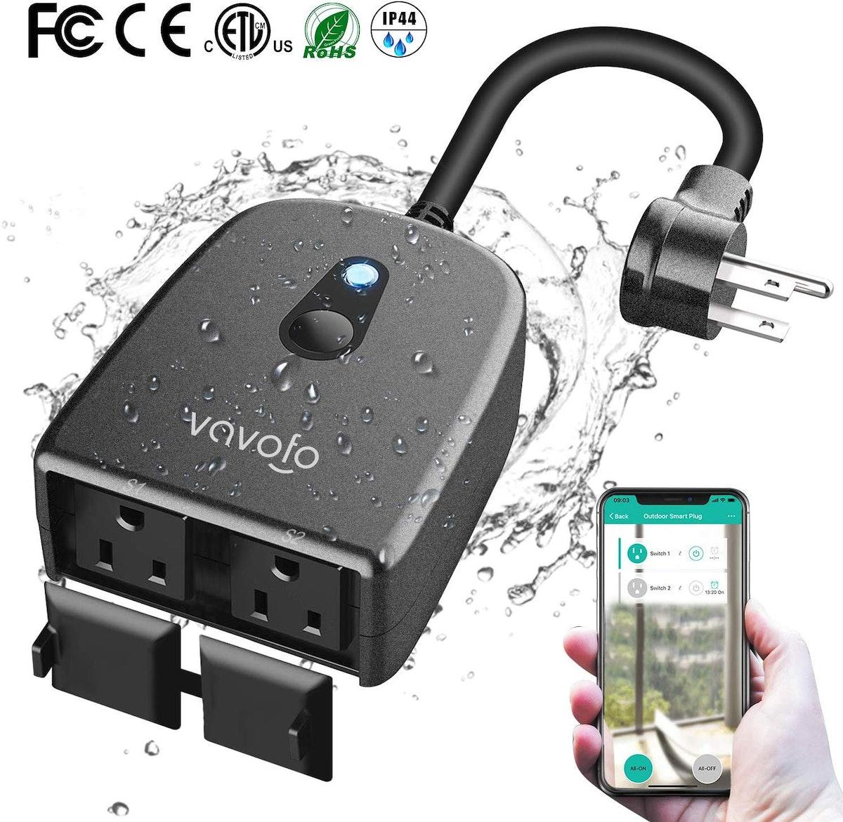 VAVOFO Outdoor Smart Plug