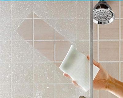 Mr. Clean Magic Eraser Bath Scrubber, 4 Count (2-Pack)