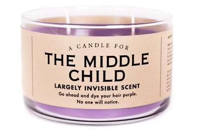 Whiskey River Soap Co. The Middle Child Candle